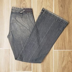 7 For All Mankind trouser style, bootcut jeans